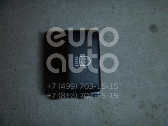 Кнопка омывателя фар для Nissan,Infiniti Juke (F15) 2011>;Note (E11) 2006-2013;QX56 (JA60) 2004-2009;Qashqai (J10) 2006-2014;X-Trail (T31) 2007-2014;Teana J32 2008-2013;Qashqai+2 (JJ10) 2008-2014 - Фото №1