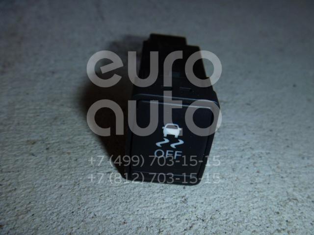 Кнопка антипробуксовочной системы для Nissan Juke (F15) 2011>;Qashqai (J11) 2014>;X-Trail (T32) 2014> - Фото №1