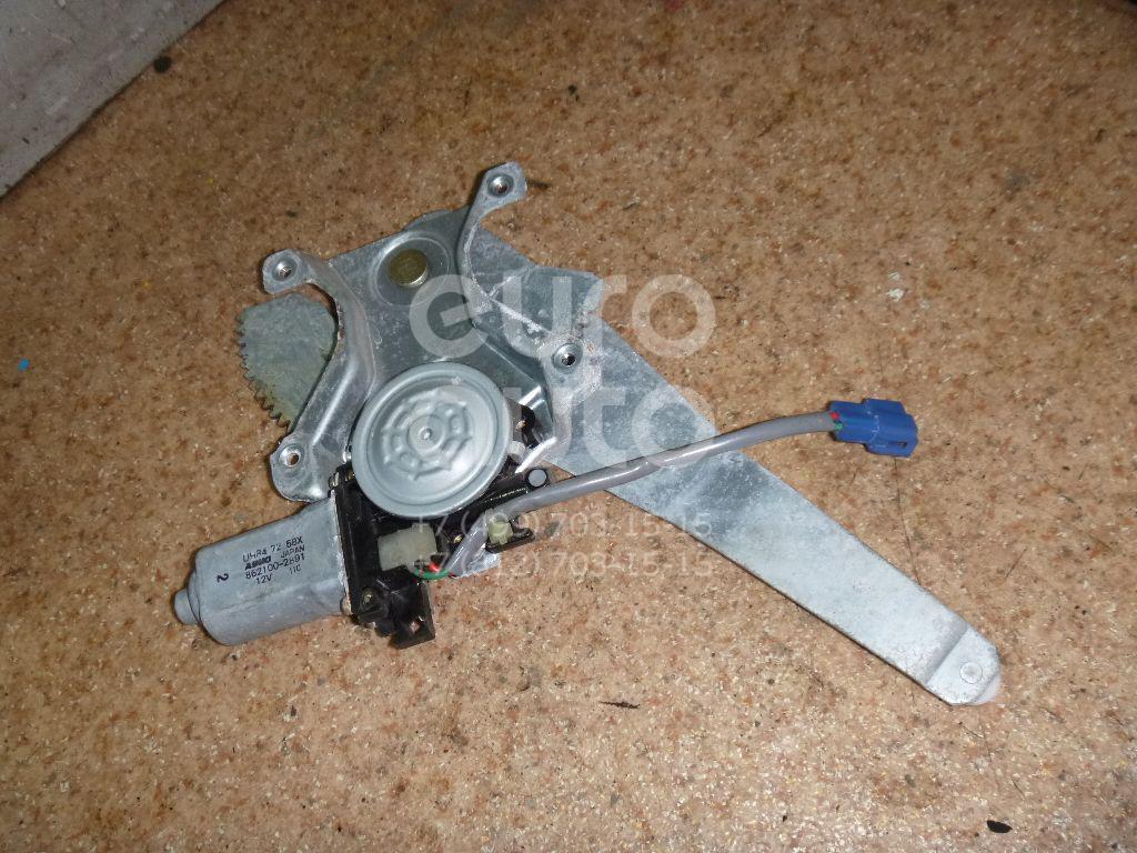 Стеклоподъемник электр. задний правый для Mazda B-серия (UN) 1999-2006 - Фото №1