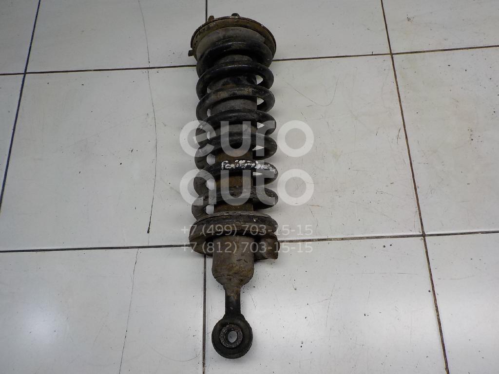Купить Стойка амортизатора переднего (в сборе) Nissan Pathfinder (R51) 2005-2014; (56100EB31D)