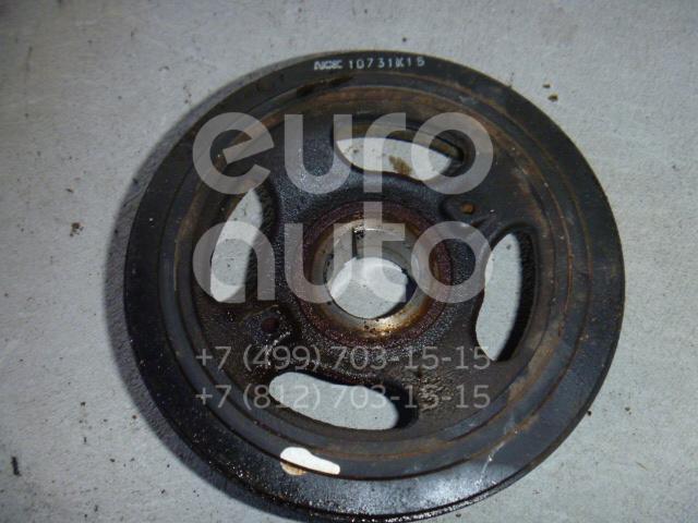 Шкив коленвала для Nissan Juke (F15) 2011>;Qashqai (J11) 2014> - Фото №1