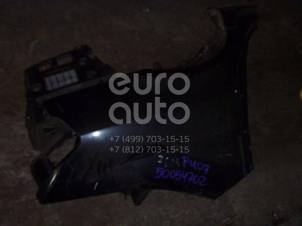 Крыло заднее левое для Peugeot 407 2004-2010 - Фото №1