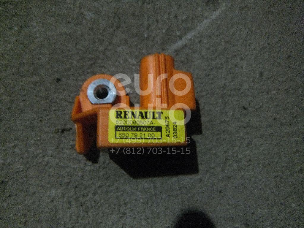 Датчик AIR BAG для Renault Laguna II 2001-2008 - Фото №1