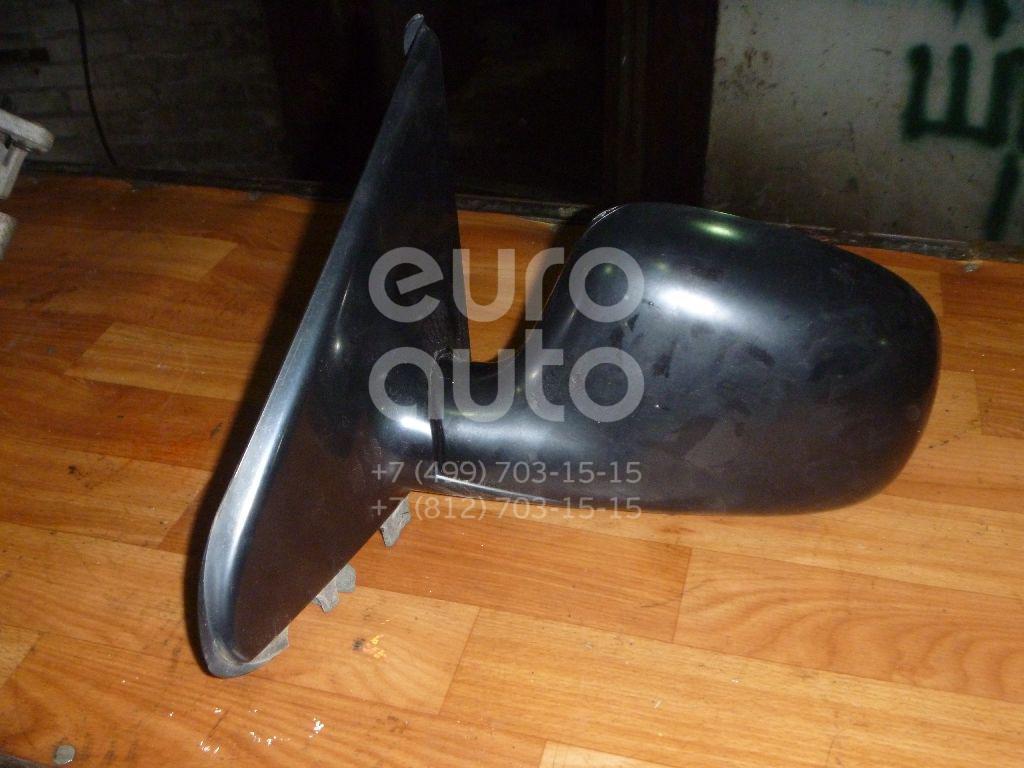 Зеркало левое механическое для Chrysler Voyager/Caravan 1996-2001 - Фото №1