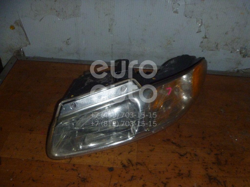 Фара левая для Chrysler Voyager/Caravan 1996-2001 - Фото №1