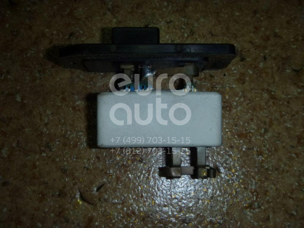 Резистор отопителя для Mitsubishi Space Wagon (N8,N9) 1998-2004;Galant (EA) 1997-2003;Eclipse III 1999-2005 - Фото №1