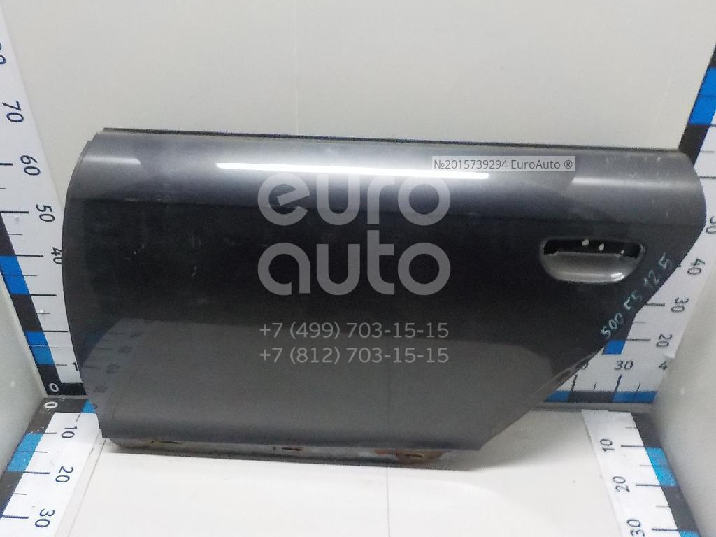 Дверь задняя левая для Audi Allroad quattro 2006-2012;A6 [C6,4F] 2005-2011 - Фото №1