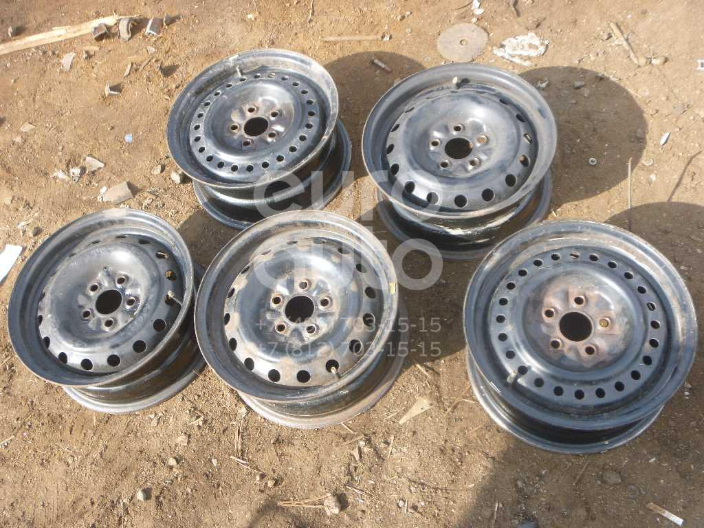 Диск колесный железо для Chrysler Voyager/Caravan 1996-2001 - Фото №1