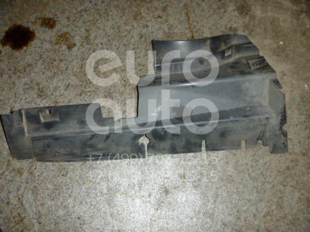 Воздуховод радиатора правый для Land Rover Range Rover III (LM) 2002-2012 - Фото №1