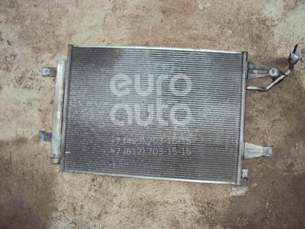 Радиатор кондиционера (конденсер) для Mitsubishi Colt (Z3) 2003-2012 - Фото №1
