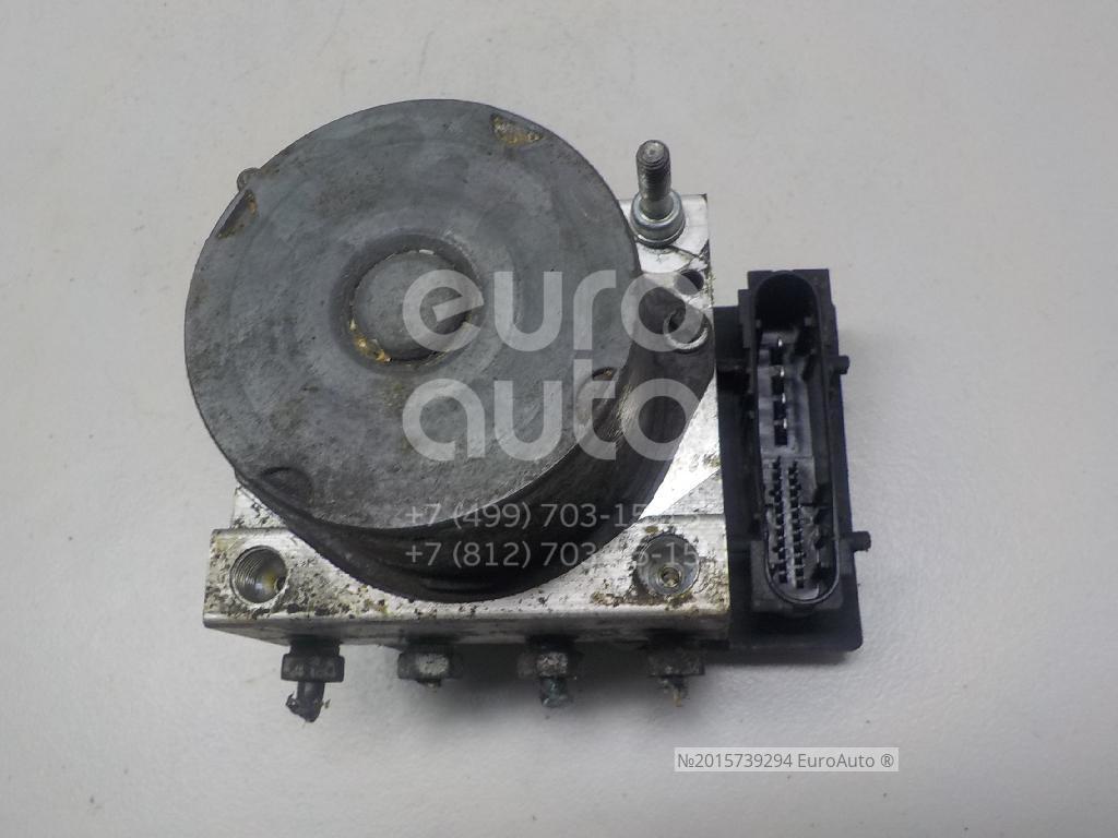 Блок ABS (насос) для Mitsubishi Colt (Z3) 2003-2012 - Фото №1