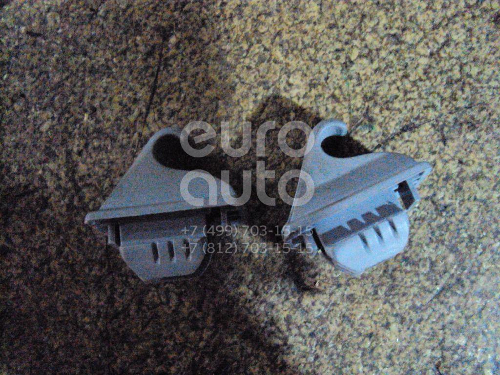 Крючок солнцезащитного козырька для Mitsubishi Colt (Z3) 2004-2012 - Фото №1