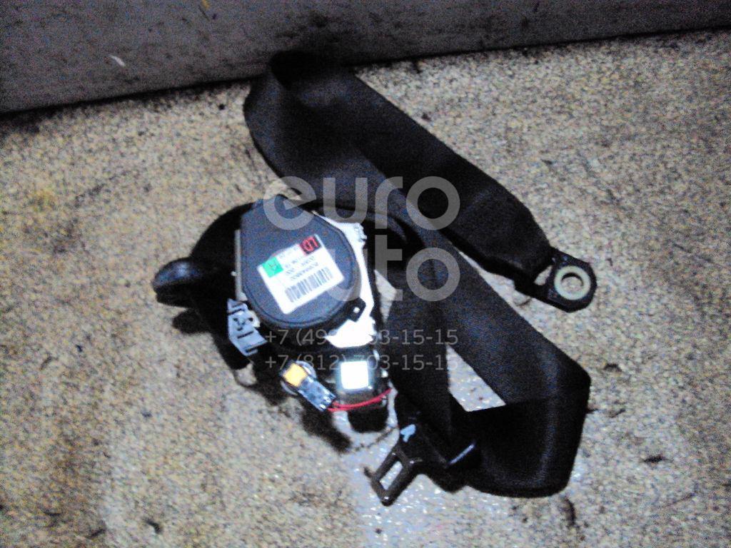Ремень безопасности с пиропатроном для Mitsubishi Colt (Z3) 2004-2012 - Фото №1