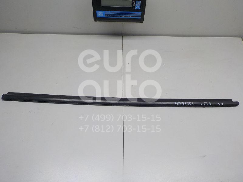 Накладка стекла переднего левого для Peugeot,Citroen 107 2006-2014;C1 2005-2014 - Фото №1