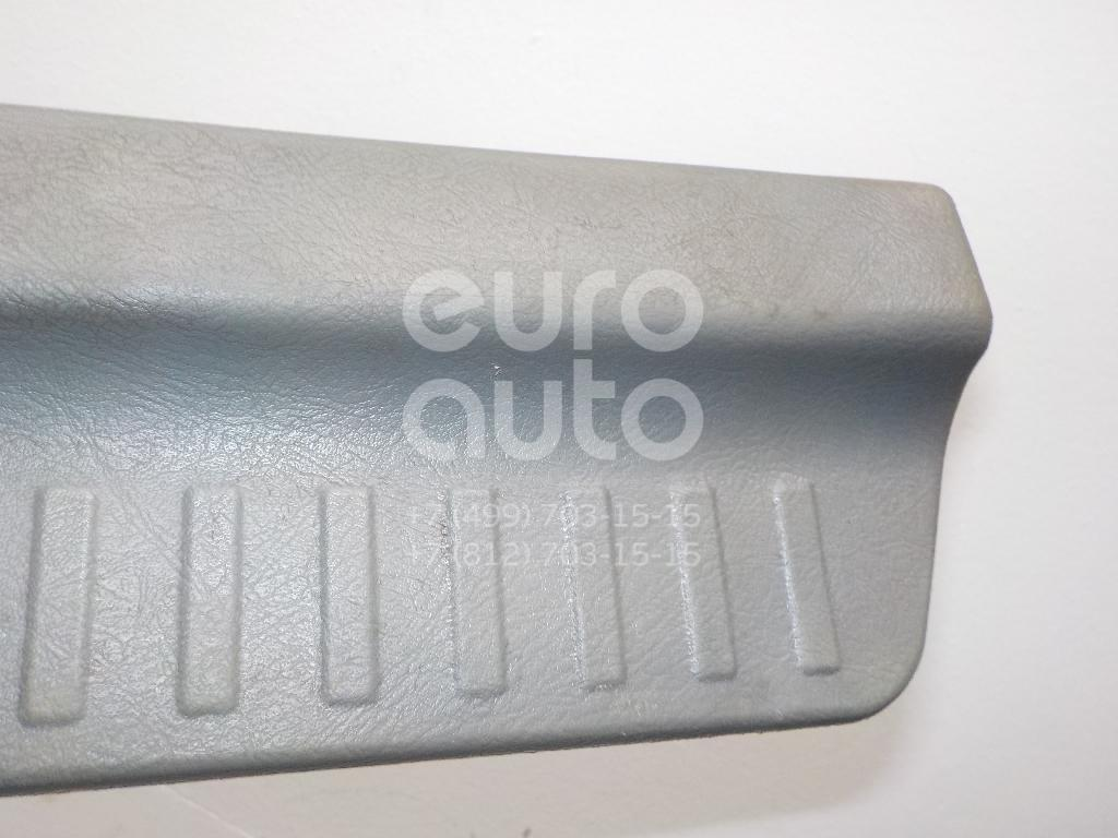 Накладка порога (внутренняя) для Mitsubishi Space Wagon (N8,N9) 1998-2004 - Фото №1