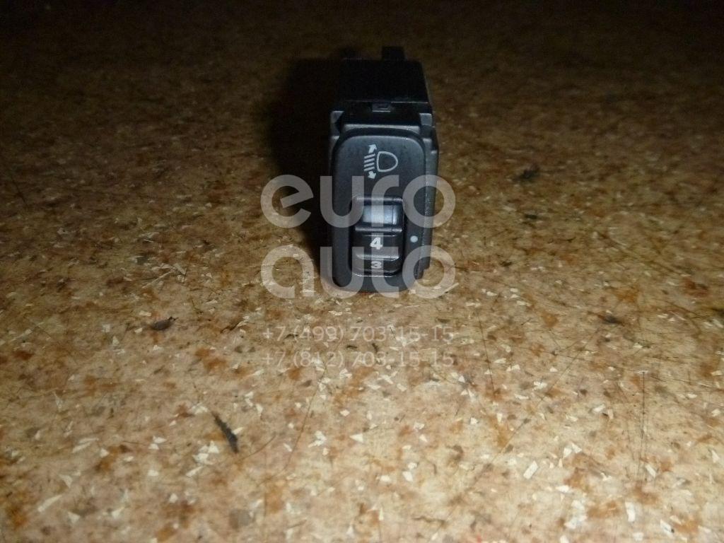 Кнопка корректора фар для Mitsubishi Space Wagon (N8,N9) 1998-2004;Grandis (NA#) 2004-2010;Pajero/Montero III (V6, V7) 2000-2006 - Фото №1
