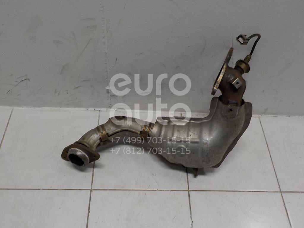 Приемная труба глушителя для Nissan Juke (F15) 2011> - Фото №1