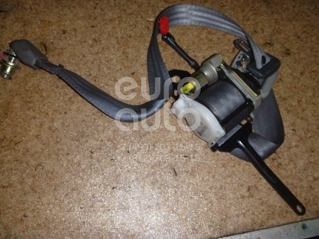 Ремень безопасности с пиропатроном для Mitsubishi Space Wagon (N8,N9) 1998-2004;Space Runner (N6) 1999-2002 - Фото №1