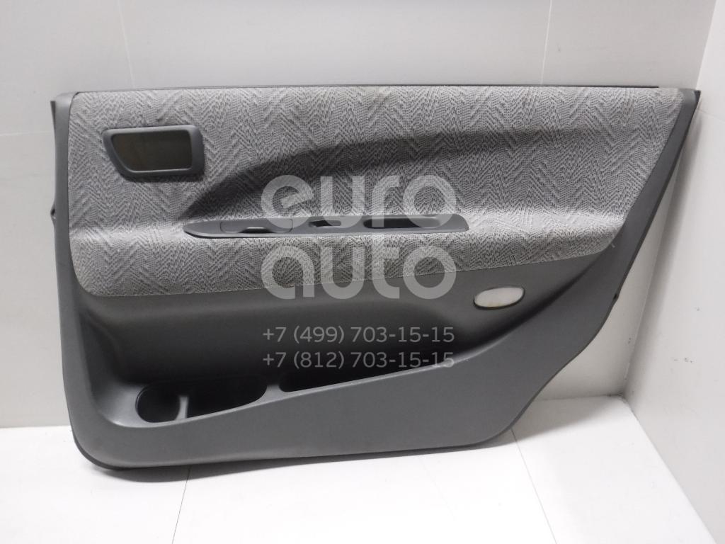 Обшивка двери задней правой для Mitsubishi Space Wagon (N8,N9) 1998-2004 - Фото №1