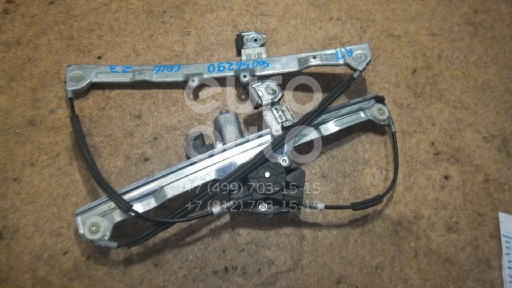Стеклоподъемник электр. передний правый для Mitsubishi Colt (Z3) 2004-2012 - Фото №1