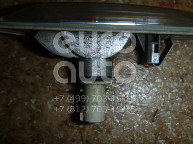 Повторитель на крыло левый белый для BMW X3 E83 2004-2010 - Фото №1