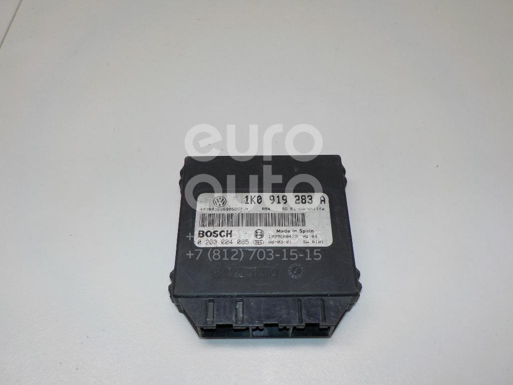Блок управления парктроником для VW Jetta 2006-2011;Golf IV/Bora 1997-2005;Golf V 2003-2009;Touran 2003-2010 - Фото №1