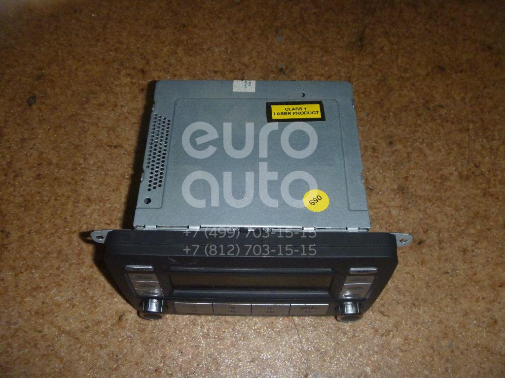 Магнитола для VW Jetta 2006-2011 - Фото №1