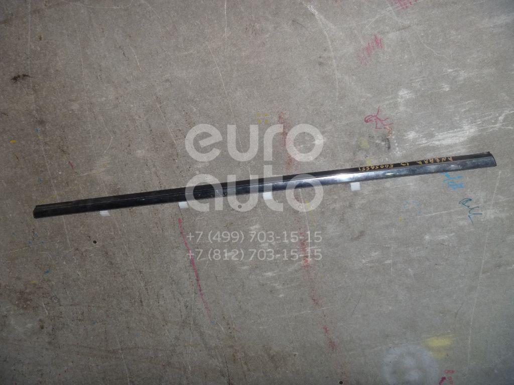 Накладка стекла заднего левого для Opel Antara 2007> - Фото №1