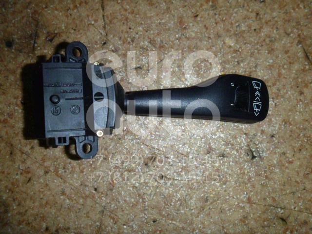 Переключатель стеклоочистителей для BMW X3 E83 2004-2010;3-серия E46 1998-2005;5-серия E39 1995-2003;X5 E53 2000-2007 - Фото №1