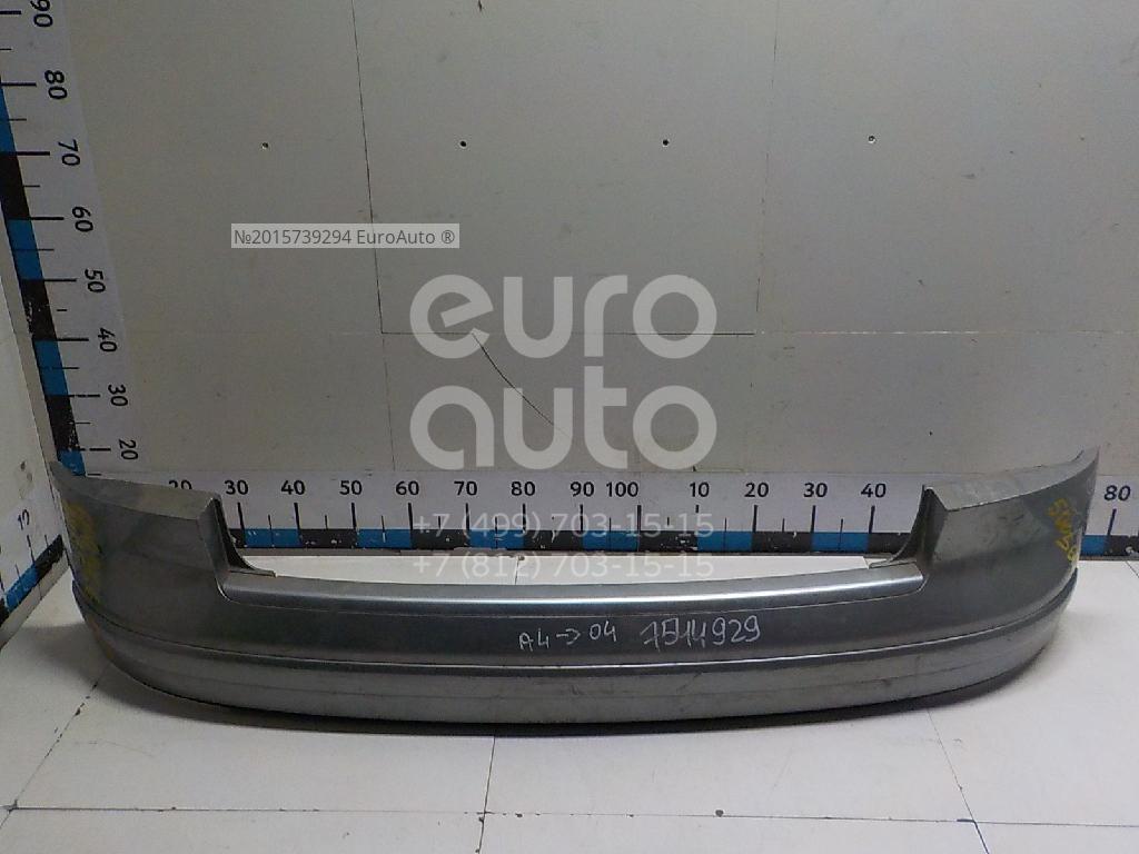 Бампер задний для Audi A4 [B6] 2000-2004 - Фото №1