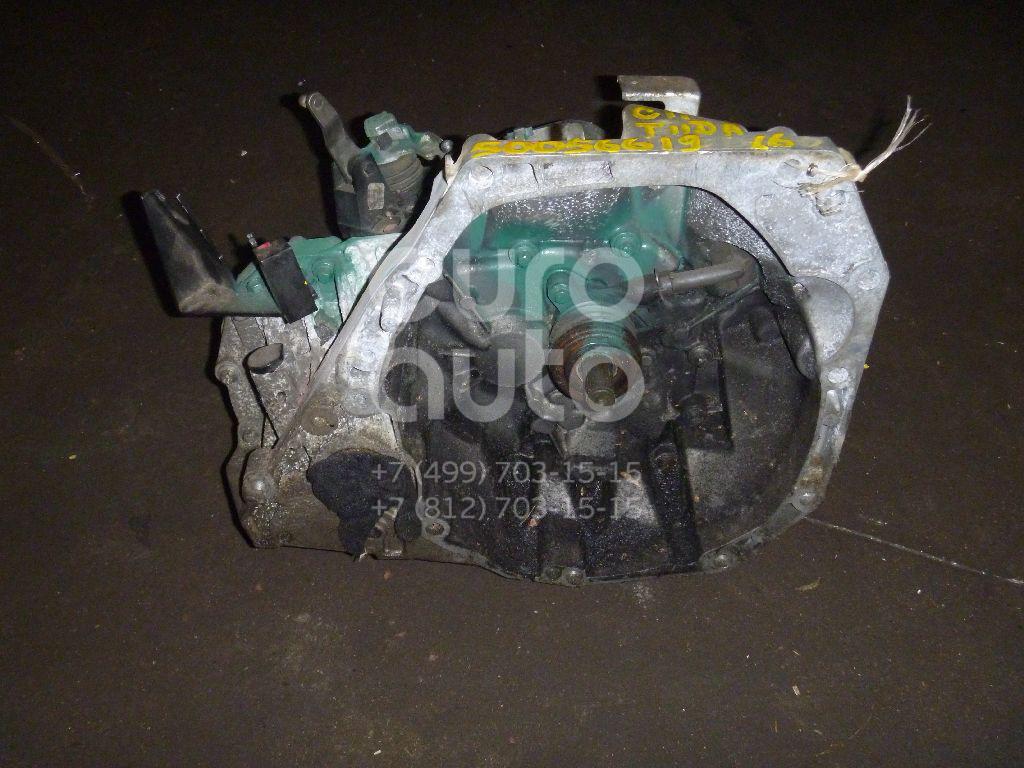 МКПП (механическая коробка переключения передач) для Nissan Tiida (C11) 2007-2014 - Фото №1