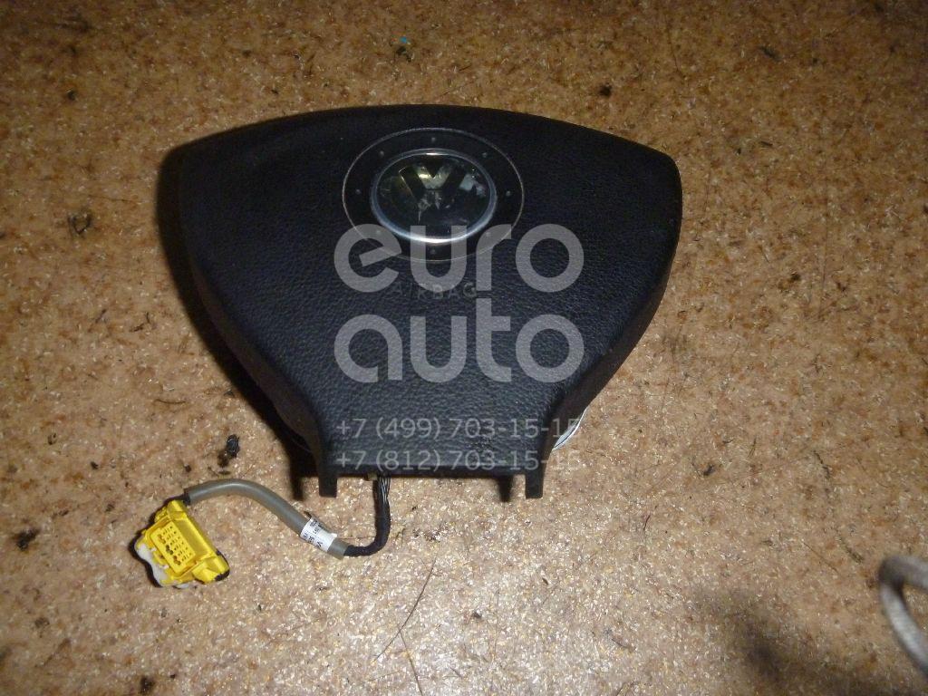 Подушка безопасности в рулевое колесо для VW Jetta 2006-2011;Passat [B6] 2005-2010;Golf VI 2009-2012 - Фото №1