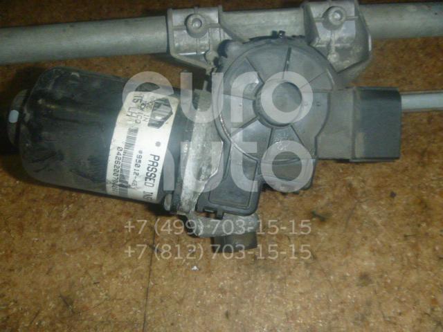 Моторчик стеклоочистителя передний для Land Rover Range Rover Sport 2005-2012;Discovery III 2004-2009;Discovery IV 2009> - Фото №1