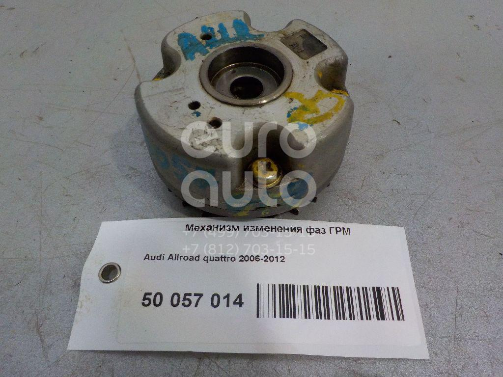 Механизм изменения фаз ГРМ для Audi Allroad quattro 2006-2012 - Фото №1
