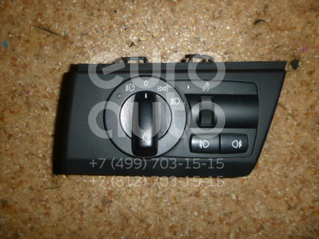 Переключатель света фар для BMW X3 E83 2004-2010 - Фото №1