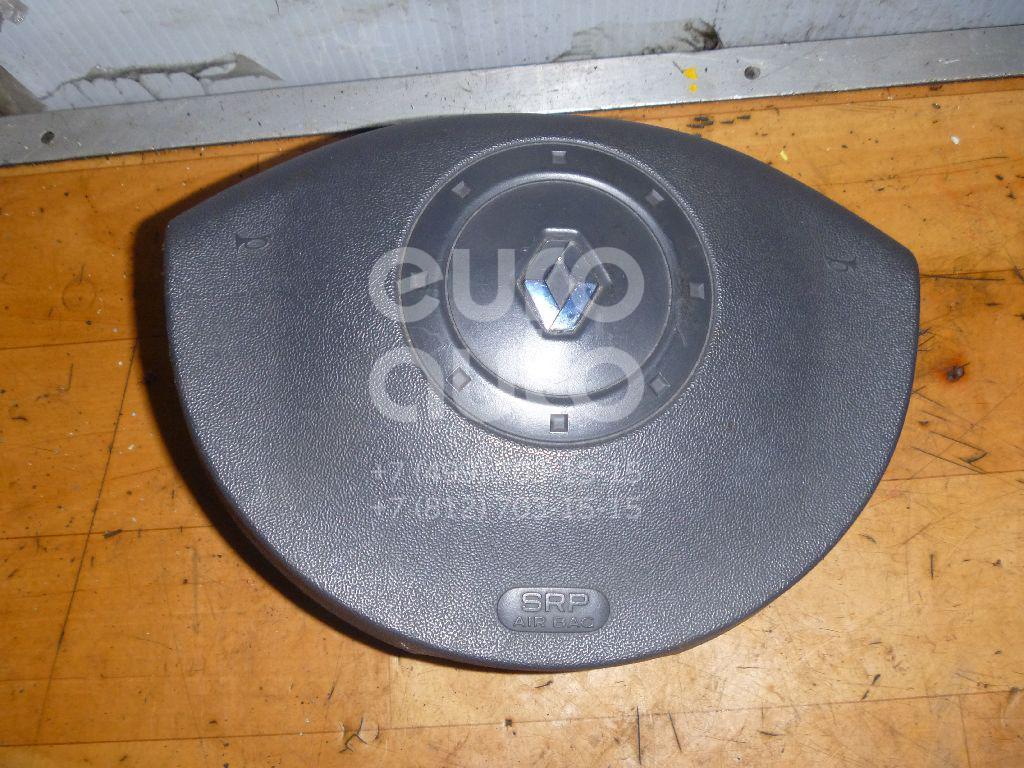 Подушка безопасности в рулевое колесо для Renault Scenic 2003-2009 - Фото №1
