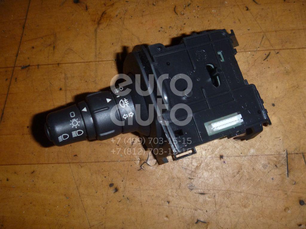 Переключатель поворотов подрулевой для Renault Scenic II 2003-2009 - Фото №1