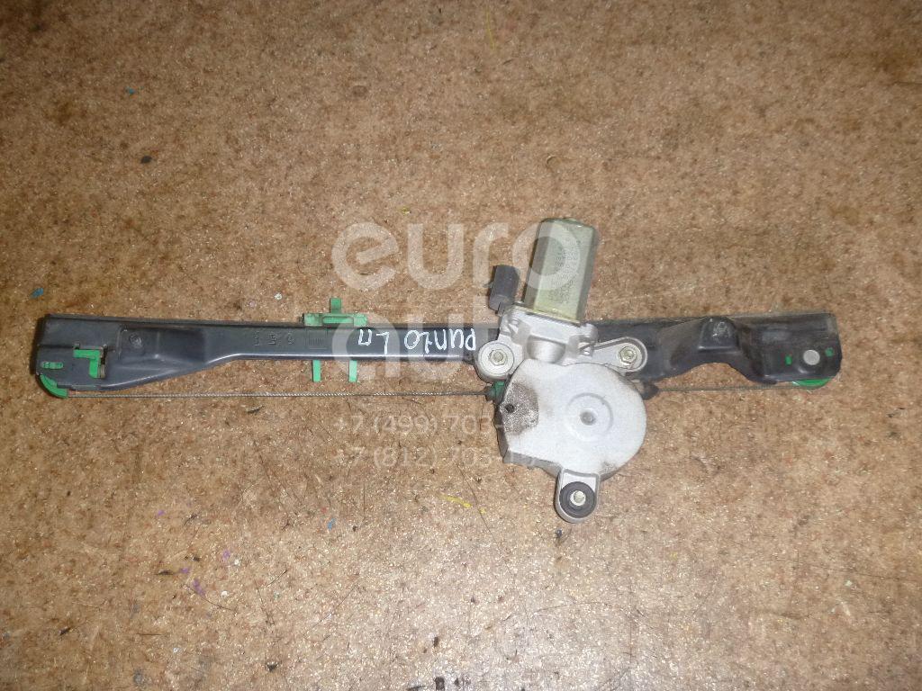 Стеклоподъемник электр. передний левый для Fiat Punto 188 1999-2005 - Фото №1