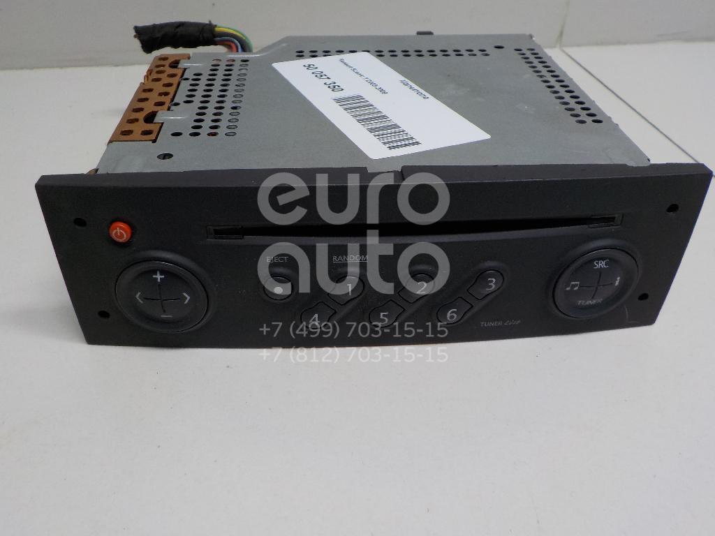Магнитола для Renault Scenic 2003-2009 - Фото №1