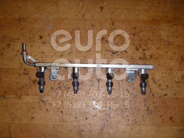 Рейка топливная (рампа) для Renault Fluence 2010> - Фото №1