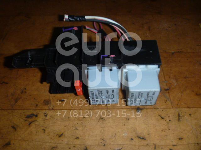 Блок предохранителей для Renault Fluence 2010>;Megane III 2009>;Scenic 2009> - Фото №1