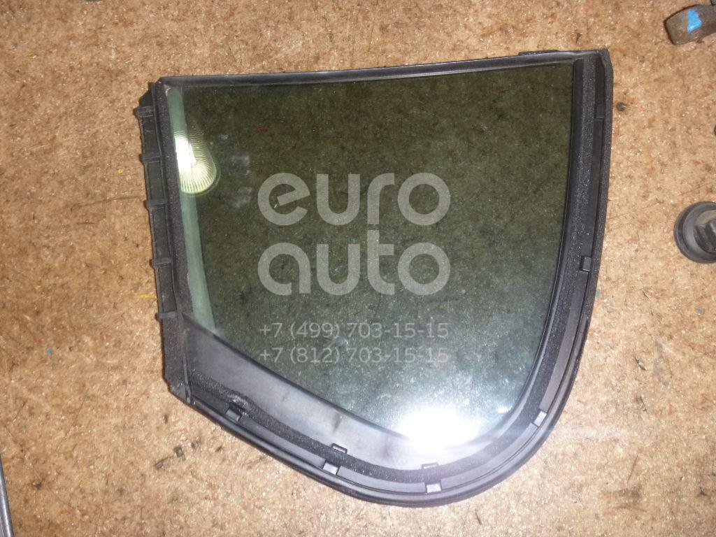 Стекло двери задней правой (форточка) для Lexus GS 300/400/430 2005-2012 - Фото №1