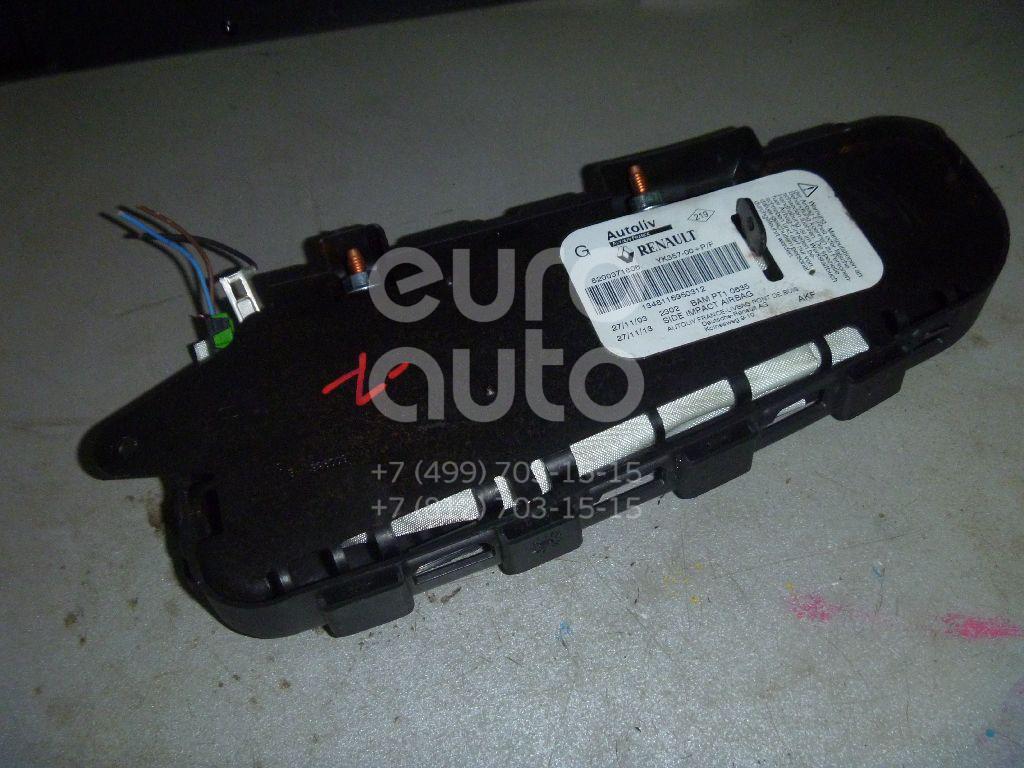 Подушка безопасности боковая (в сиденье) для Renault Scenic II 2003-2009;Megane II 2003-2009 - Фото №1