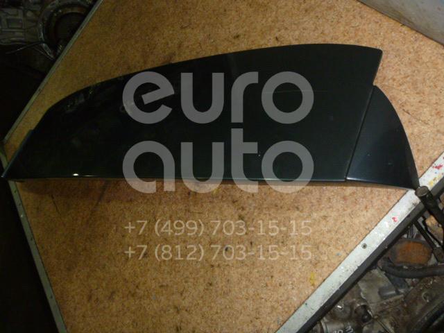 Спойлер (дефлектор) крышки багажника для BMW X3 E83 2004-2010 - Фото №1