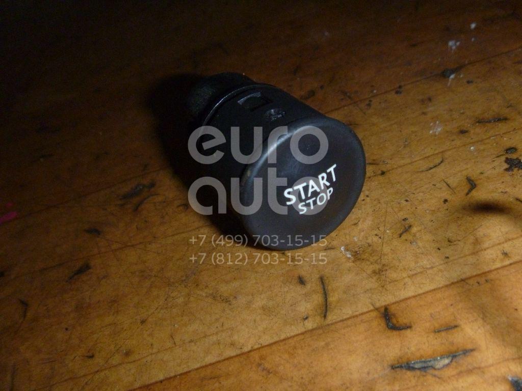 Кнопка запуска двигателя для Renault Scenic 2003-2009;Megane II 2002-2009 - Фото №1