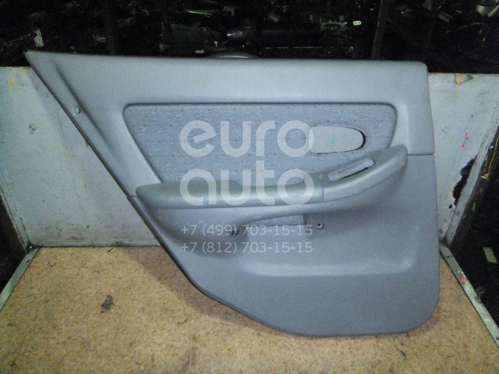 Обшивка двери задней левой для Hyundai Elantra 2000-2005 - Фото №1