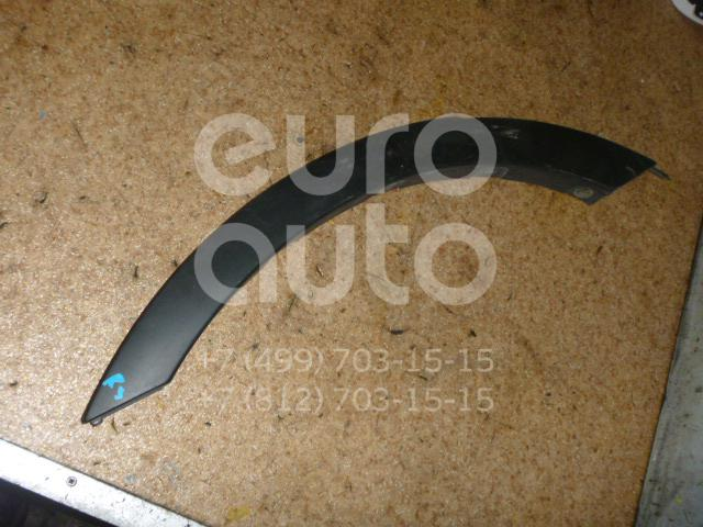 Накладка заднего крыла правого для BMW X3 E83 2004-2010 - Фото №1