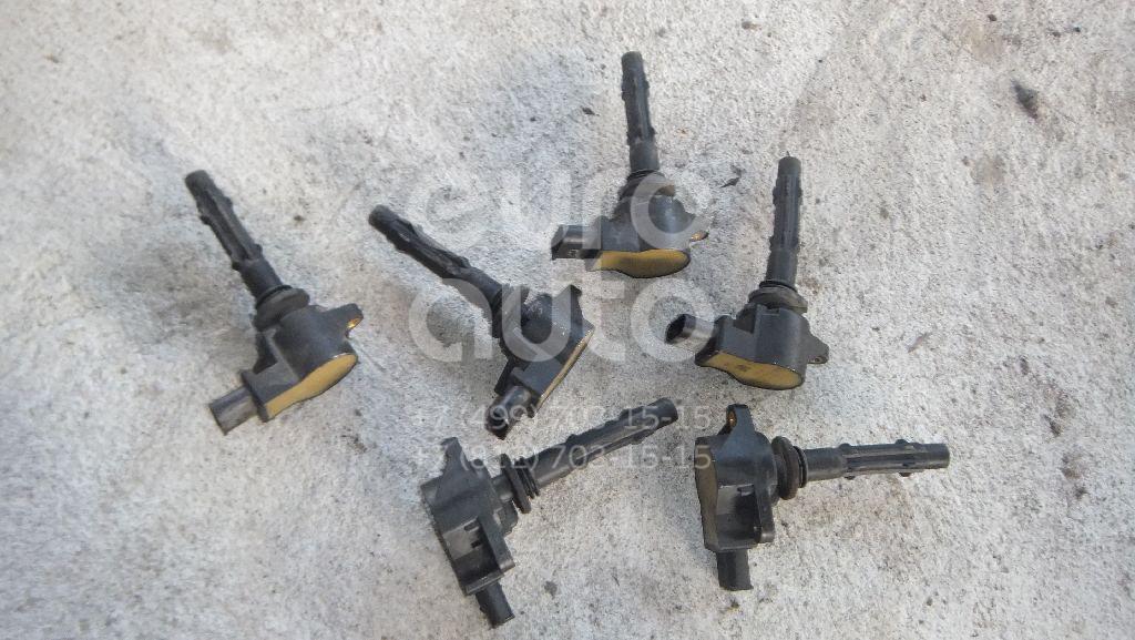 Катушка зажигания для Mercedes Benz GL-Class X164 2006-2012;W203 2000-2006;W221 2005-2013;W164 M-Klasse (ML) 2005-2011;W211 E-Klasse 2002-2009;W204 2007-2015;R171 SLK 2004-2011;W212 E-Klasse 2009>;W251 R-Klasse 2005>;CL203 CLC 2008-2011 - Фото №1