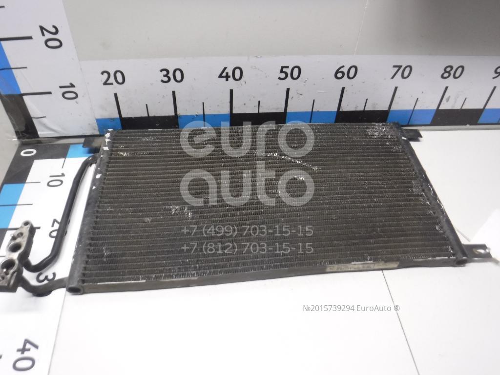 Радиатор кондиционера (конденсер) для BMW X3 E83 2004-2010;3-серия E46 1998-2005 - Фото №1