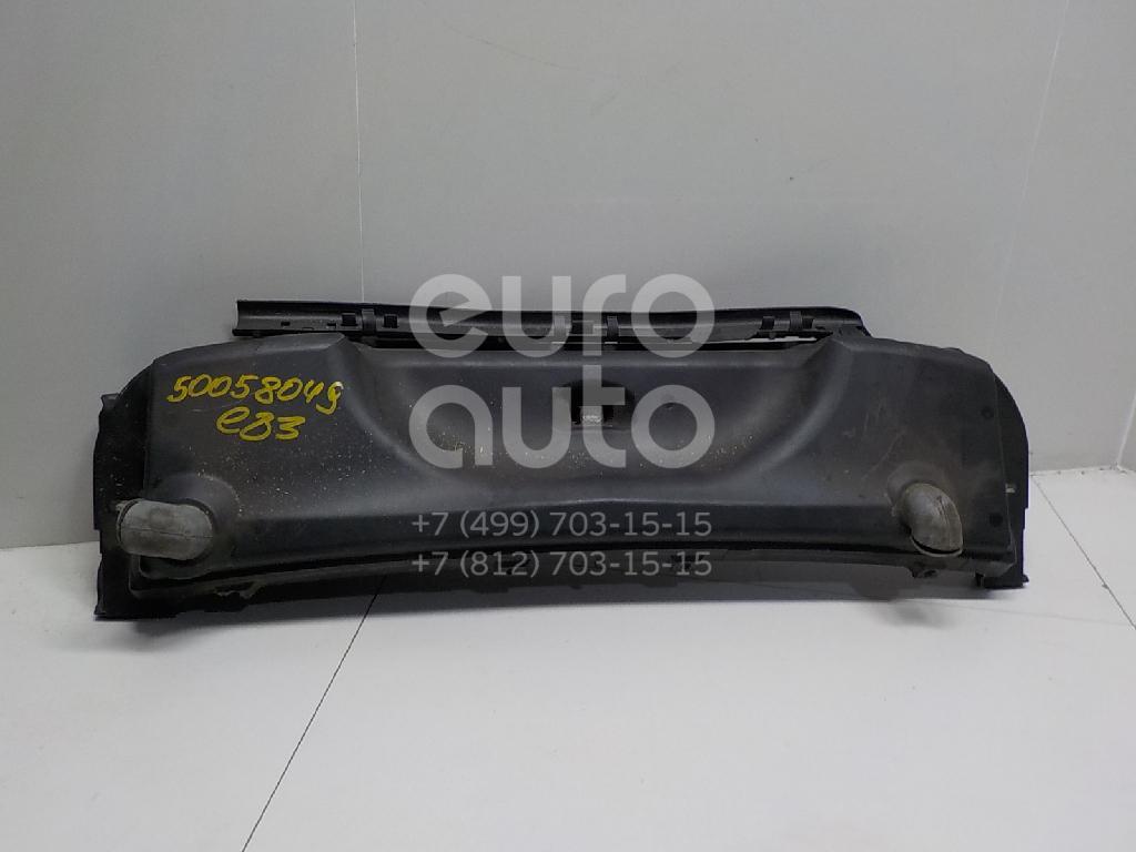 Рамка салонного фильтра для BMW X3 E83 2004-2010 - Фото №1